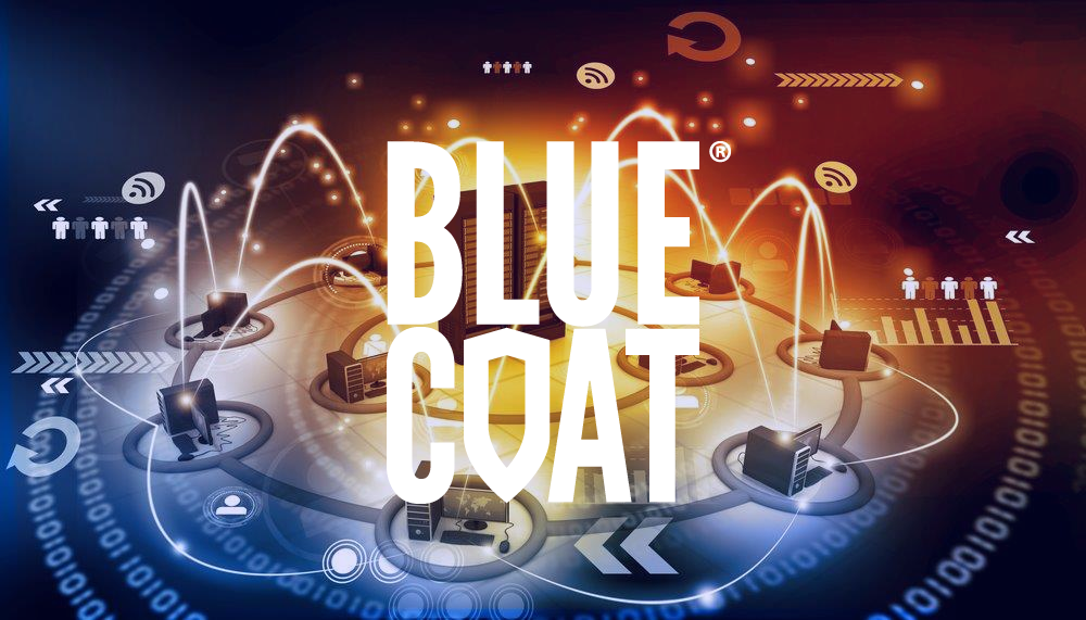 Blue Coat Systems.